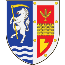Arms of Bačka Palanka