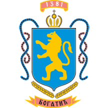 Arms of Bogati� 2003-2009