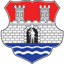Arms of Pančevo